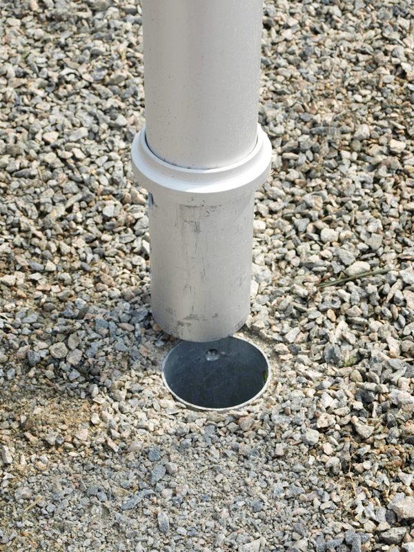 Block A: Usazený kotevní šroub